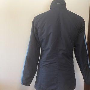 adidas Jackets & Coats - Adidas Jacket Parka Ski Stripe Vented Small